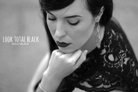 Total Entrophia E Braccialini Black Borsa Look 46qUgd4