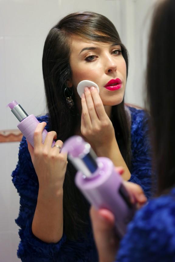 demak up expert x70_come rimuovere il trucco_dischetti struccanti_nunzia cillo_fashion blogger_entrophia_come curare pelle del viso