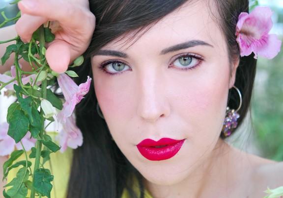 make up eyeliner bon ton_make up anni 50_make up pin up_entrophia_nunzia cillo_givenchy make up