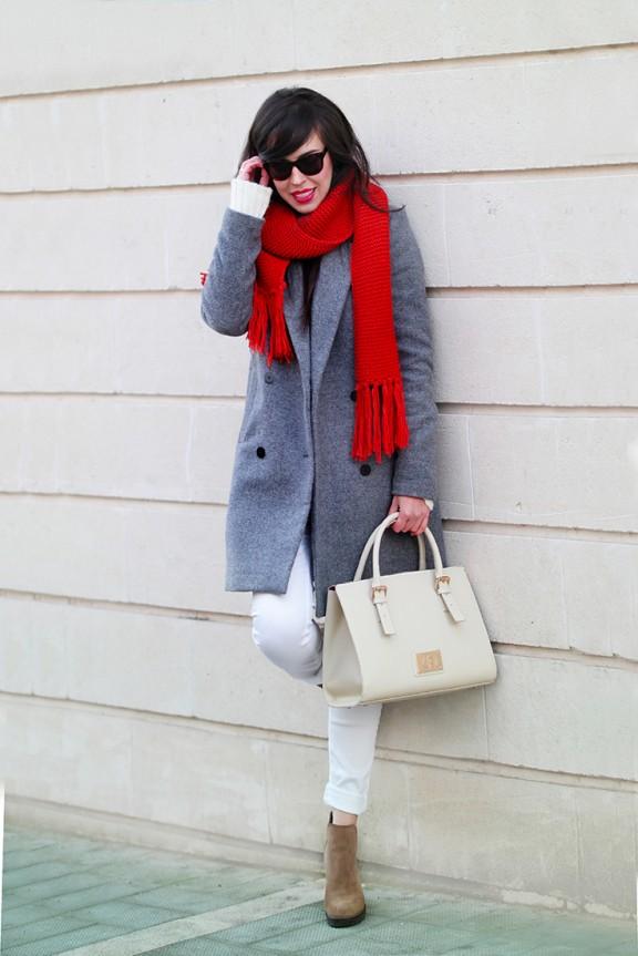 outfit cappotto oversize zara_rossetto mandarine bolero givenchy_scarpe polo_nunzia cillo_entrophia_fashionblogger