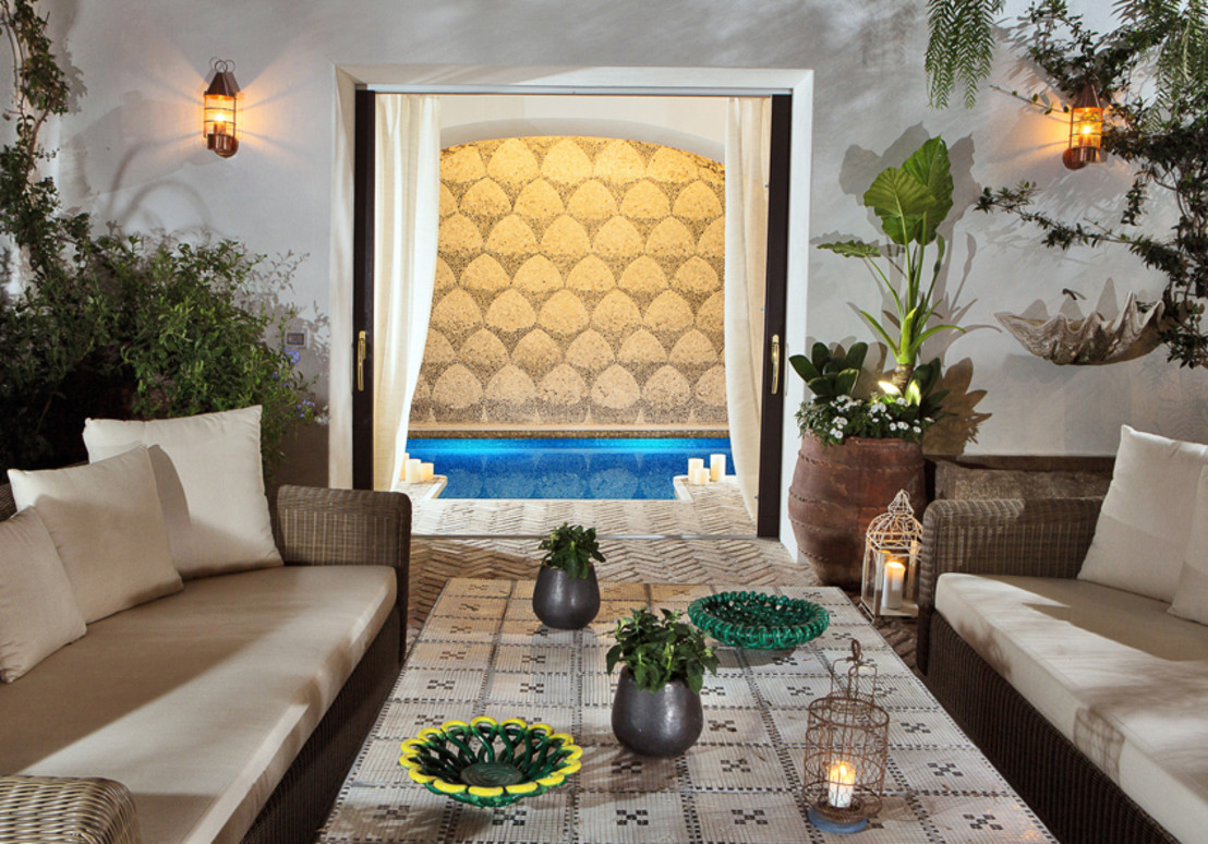 Una casa in stile mediterraneo idee ispirazioni for Casa in stile